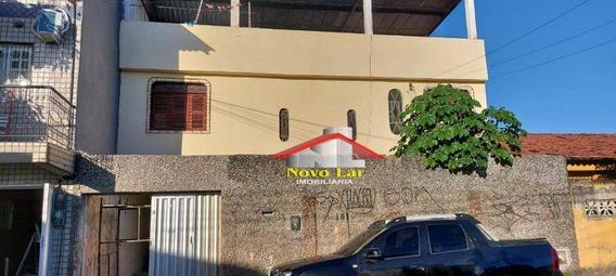 Casa Com 5 Dormitórios Para Alugar, 200 M² Por R$ 1.300,00/mês - São João Do Tauape - Fortaleza/ce - Ca0235