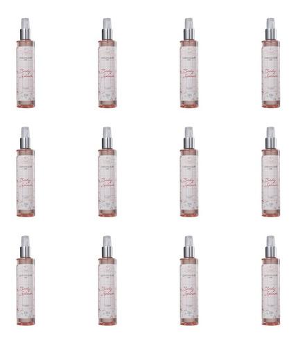 Giovanna Baby Peach Body Splash Desodorante 260ml (kit C/12)