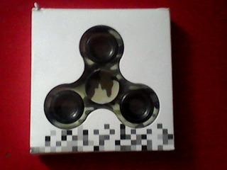 Spinner Con Diseño Tipo Camuflajeado
