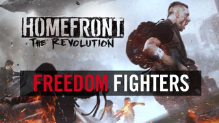 Homefront: The Revolution - Freedom Fighter Bundle Steam Key