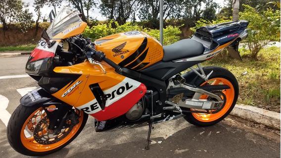 Moto Honda Cbr 600 Rr 2006 Repsol