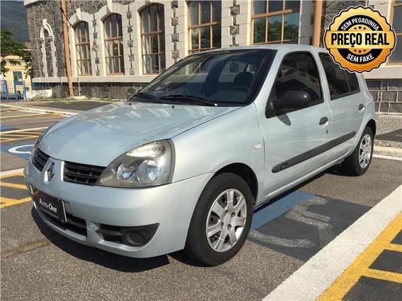 Renault Clio 1.6 Authentique 16v Flex 4p Manual