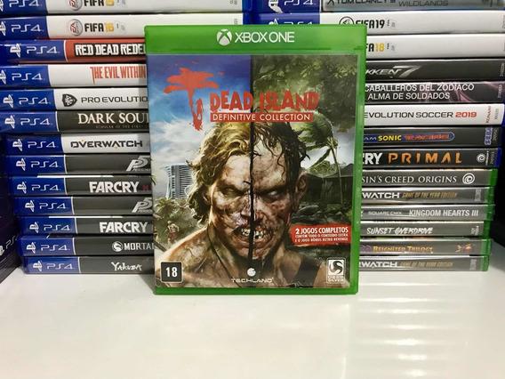 Dead Island Xbox One Midia Fisica