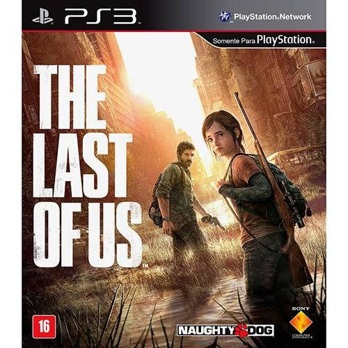 Jogo The Last Of Us - Ps3 Midia Fisica Português Seminovo