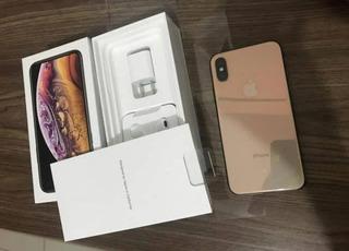 iPhone Xs Max 64gb Gold