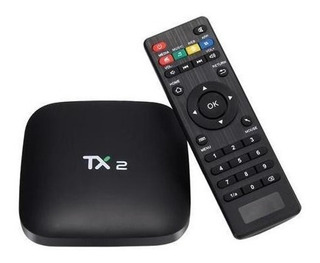 Tv Box Tx2 2gb De Ram Y 16gb De Almacenamiento Potente