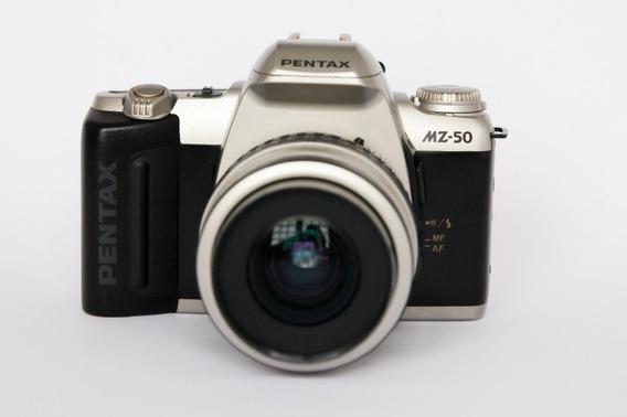 Câmera Pentax Mz-50