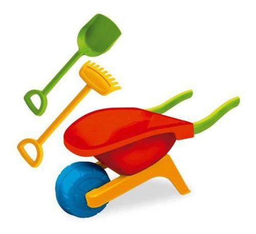 Carriola Infantil - Usual Plástico