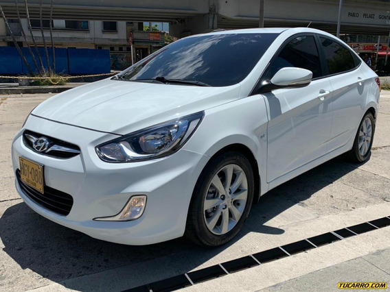 Hyundai I25 Accent 1.6 At Refull