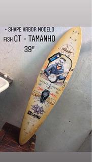 Shape Maple Arbor 39 Polegadas Longboard (skate)
