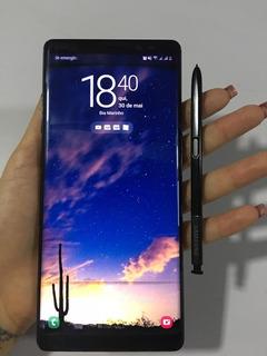 Samsung Galaxy Note 8 128gb 6gb Ram 12mp Tela 6.3 Preto
