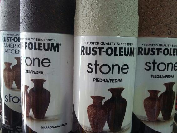 Aerosol Rust-oleum Efecto Piedra Gx 340g Envio Agustina