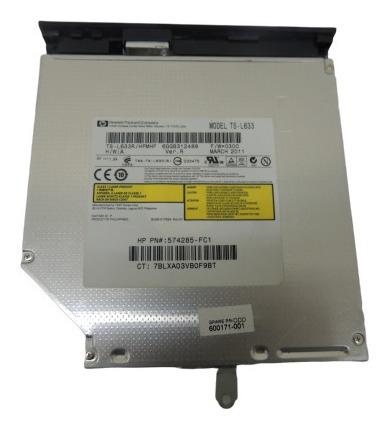 Gravador De Dvd Ts-l633 Para Notebook Hp G42