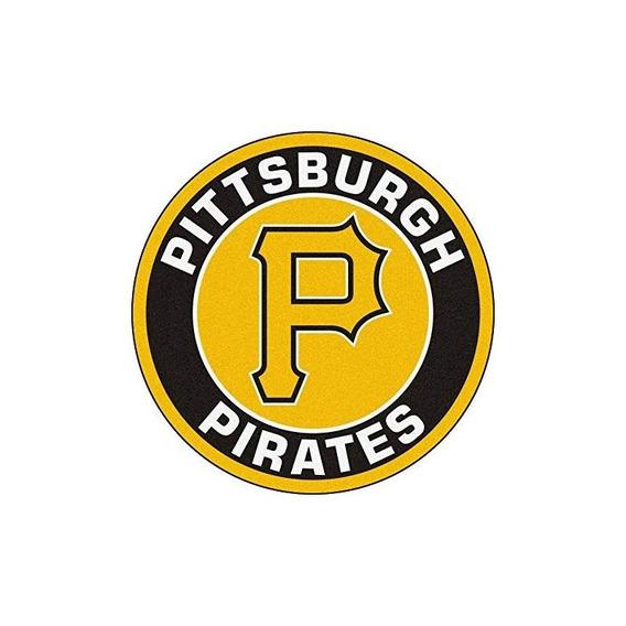 Fanmats 18147 Mlb Pittsburgh Pirates Roundel Mat