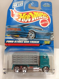 Ford Stake Bed Truck Hot Wheels Collector #1010