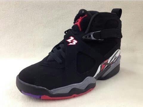 Nike Jordan Retro 8 Originales Para Damas Y Caballeros