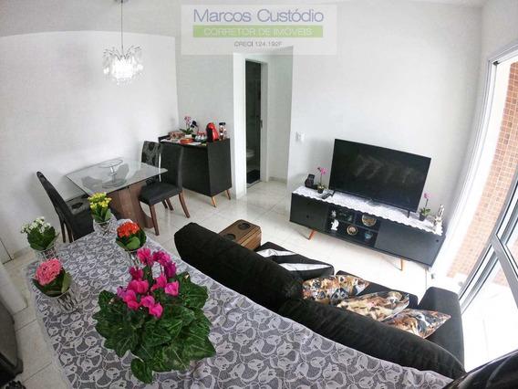 Apartamento Com 1 Dorm, Santa Paula, São Caetano Do Sul - R$ 352 Mil, Cod: 835 - V835