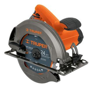 Sierra Circular Profesional Truper 7-1/4 1500 W