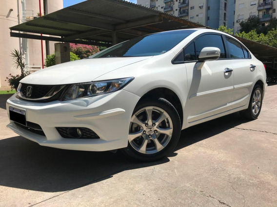 Oportunidad Honda Civic Exs At 2016 Unica Mano Impecable Ya!