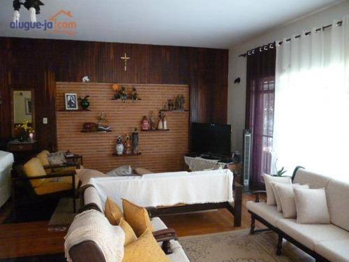 Casa Com 5 Dormitórios À Venda, 350 M² Por R$ 2.500.000,00 - Jardim Esplanada Ii - São José Dos Campos/sp - Ca1820