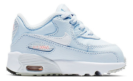 Zapatillas Nike Bebe Air Max 90 Leather 7501