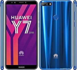 Huawei Y7 2018 16gb Ram2gb 9/10 Acepto Visa Y Masterca