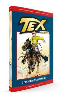 Coleção Hq Tex Gold Salvat Edição 02 Cavaleiro Solitário