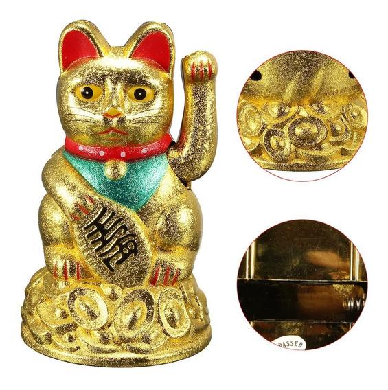 4.5 Feng Shui Fortune Lingote De Oro Chino Suerte Suerte Ond