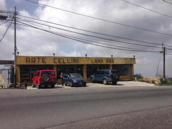 Edificio Con Local En La Principal Del Junquito 1000mts