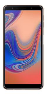 Usado: Samsung Galaxy A7 2018 64gb Cobre Bom