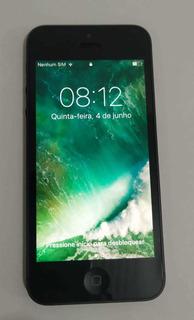 iPhone 5 32gb Preto 32gb 1gb De Ram Top