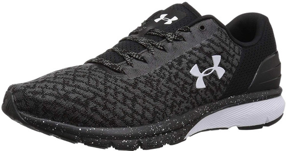 Tenis Under Armour Hombre Negro Charged Escape 3020333002