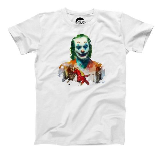 Playera Grapics Guason Joker 2019 Joaquin Phoenix Cine Dc