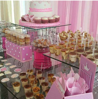 Mesa Dulce: Cupcakes, Cakepops, Shots, Cookies, Trufas, Etc