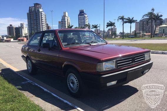 Vw Voyage Gls 1987 87 - Carro Impecável Antigo - Placa Preta