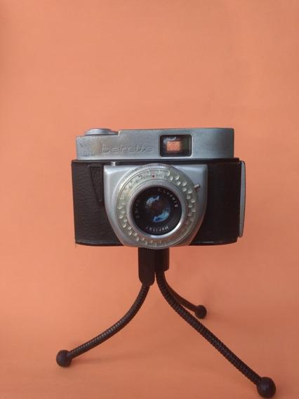 Camera Analogica Beier Beirette Vs Funcionando