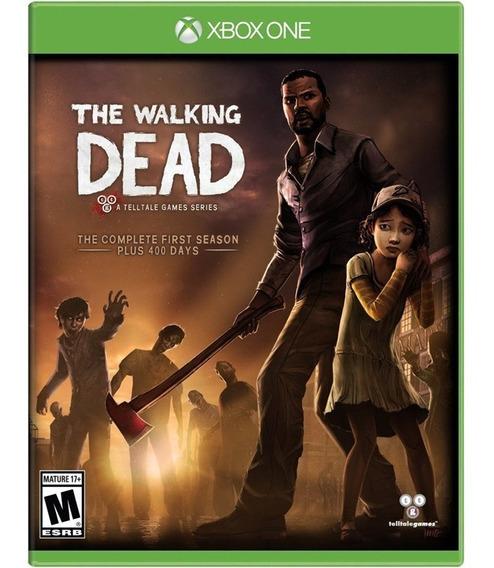 The Walking Dead: Season 1- Xbox One - Nuevo