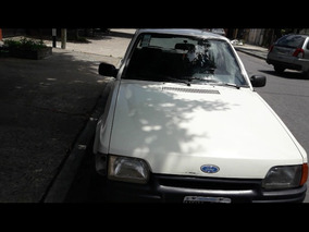 Ford Escort 1.6 Ghia Sx 1990