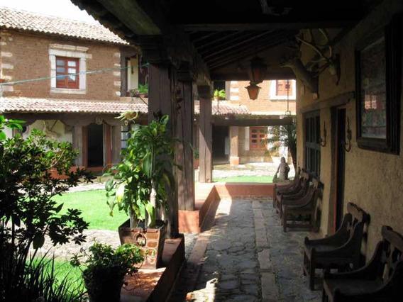 Proyecto Hacienda En Patzcuaro