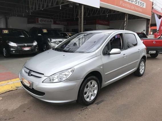Peugeot 307 1.6 Prata 4 Portas