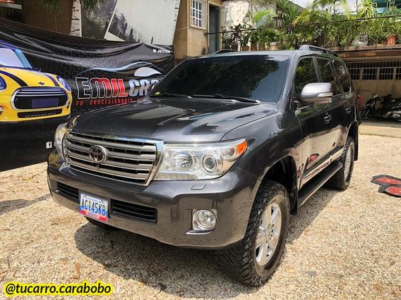Toyota Land Cruiser Roraima