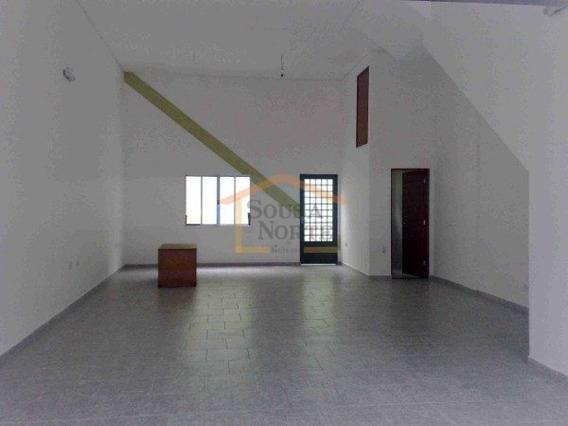 Salao Comercial, Aluguel, Vila Progresso, Guarulhos - 11036 - L-11036