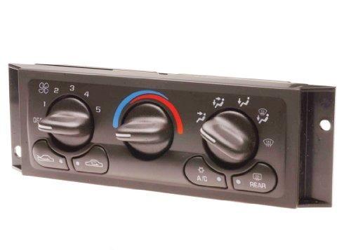 Acdelco 15-72687 Gm Panel De Control De Aire Acondicionado Y