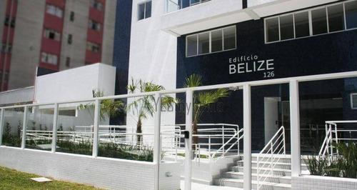 Apartamento Garden Com 2 Dormitórios À Venda, 70 M² Por R$ 445.000,00 - Alto Da Rua Xv - Curitiba/pr - Gd0131