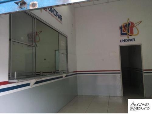 Casa Comercial Para A Locação No Centro De Santo André - Sp . - Ca00229 - 69265402
