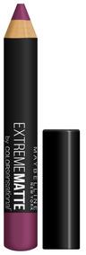 Batom Maybelline Color Sens Extreme Matte 170 Surra Carão