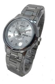 Reloj Tressa Twin D1 001 Dama Original