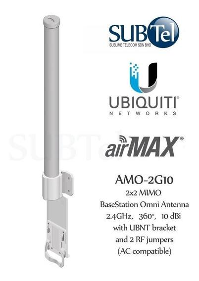 Antena Omni Amo-2g10 10dbi Ubiquiti Airmax