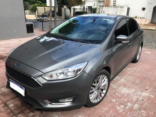 Ford Focus 2.0l Se Plus Primera Mano Serv Oficiales