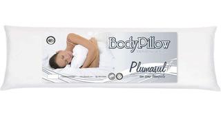 Travesseiro 100% Pena De Ganso-body Pillow-50x150